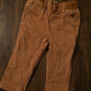 Osh kosh tan pants